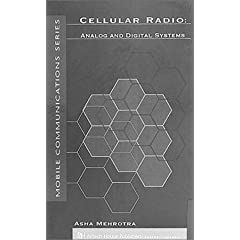 Cellular Radio: Analog and Digital Systems  Mobile Communications Library  [Import] available at Amazon for Rs.2014.11