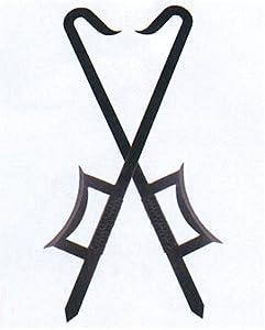 BladesUSA C-616B Hook Sword 33.25-Inch Overall by BladesUSA
