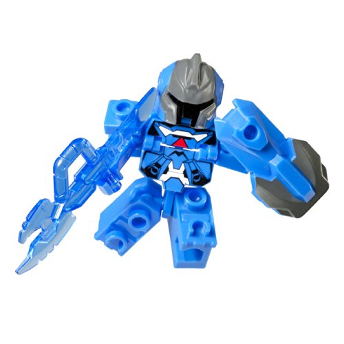 Tenkai Knights Ionix Tenkai Knights Mini Figure - Kutor Tenkai Trooper 10004 - 1
