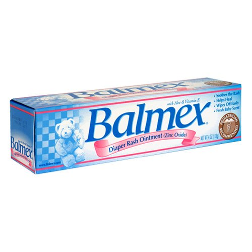 Balmex Diaper Rash Cream with Activguard 120 ml