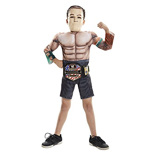 WWE John Cena Deluxe Muscle Suit with