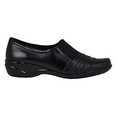 Footshez Women's Black Formal Shoes