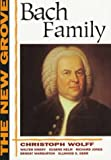 img - for The New Grove Bach Family (The New Grove Series) book / textbook / text book