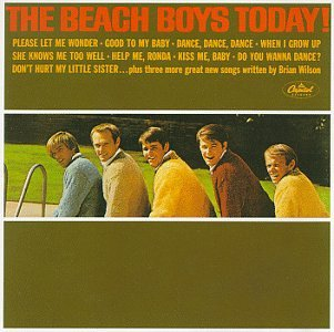 The Beach Boys - The Beach Boys Today - Zortam Music