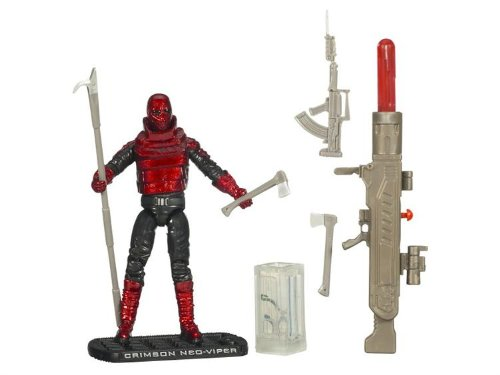G.I. Joe The Rise of Cobra 3 3/4″ Action Figure Crimson Neo-Viper (Cobra Royal Guard) online kaufen