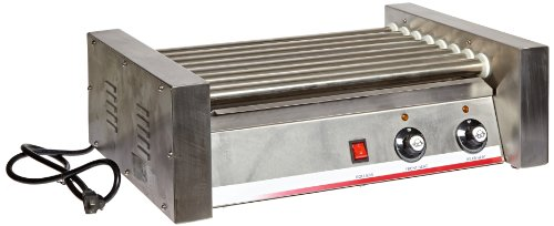 Benchmark 62020 20 Dog Roller Grill, 120V, 800W, 6.7A image