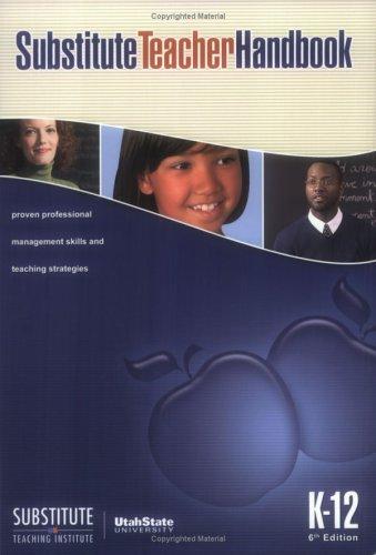 Publisher: Substitute Teaching Institute/Utah State University