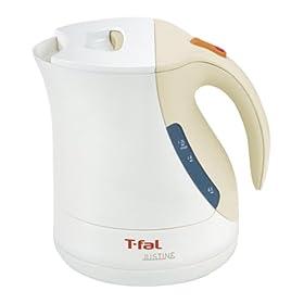 T-fal 電気ケトル ジャスティン サーブル 1.2L BF502022