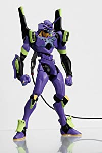 Revoltech: Neon Genesis Evangelion Unit 01 Action Figure [Toy] (japan import)