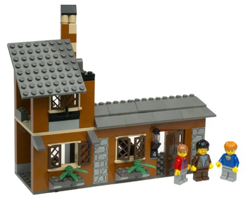 LEGO Harry Potter LEGO 4728 Escape from Privet Drive parallel import goods (japan import) als Weihnachtsgeschenk