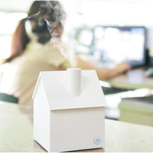 Mini House USB Air Purification Humidifier