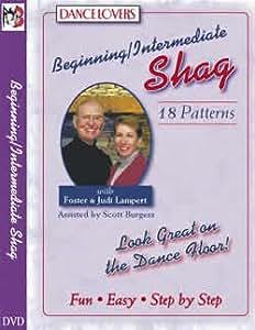 Carolina Shag Dance Instruction - Beginning/Intermediate