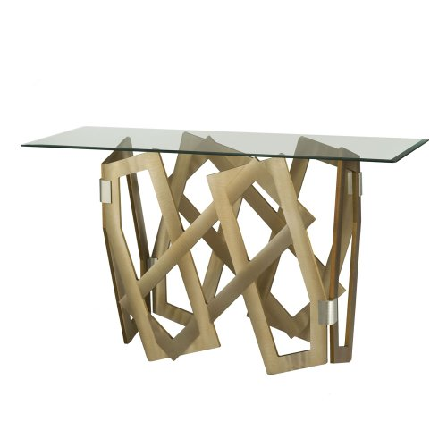 Cheap Quadrangle Console Table (B008PRK1D6)