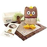 "Baby Aspen ""My Little Night Owl"" Baby Gift Set, 5-Piece"