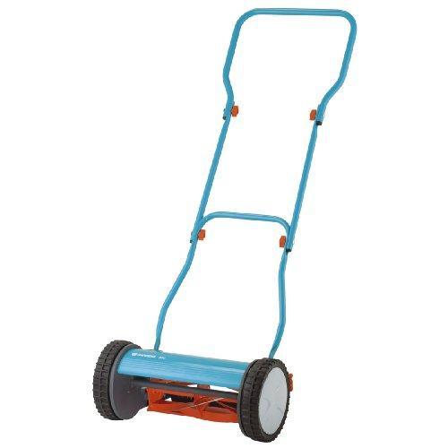 Gardena 4020 12-Inch Silent Push Reel Lawn Mower 300 picture