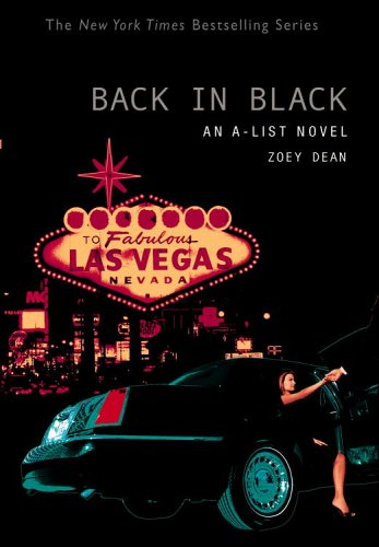 Back in Black (A-List ) (A List Series Zoey Dean compare prices)