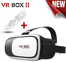 LG Cookie Smart T 375 2nd Generation Hot Selling VR Headset Virtual Reality 3D Glasses Google Cardboard VR Box Adjustable 4.7~6 Inch Screen Phones with Mini Gamepad( Get Mobile Charging Cable worth Rs 239 FREE & 180 days Replacement Warranty )