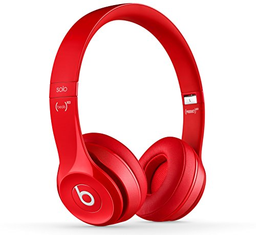 Beats by Dr. Dre Solo2 Cuffie On-Ear, Rosso