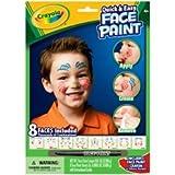 Crayola Face Painting Kit Boy Themes