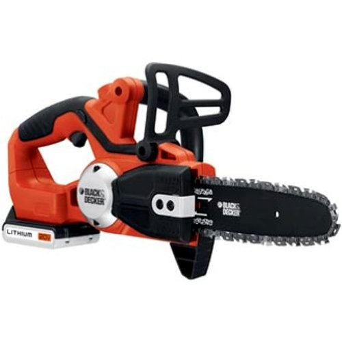 Buy Black and Decker LCS120 20-Volt Lithium Ion Cordless Chain Saw,Includes 20v Battery