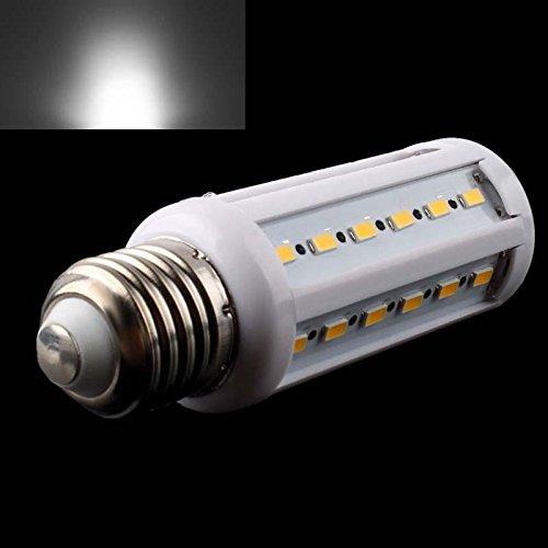 Fashion Partical E27 11W 44 Led 5730 Smd Corn Spotlight Light Lamp 220V Warm Pure White Bulb