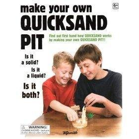 Your Own Quicksand Pit