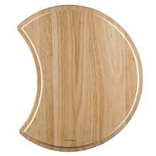 Houzer CB-1800 Endura 16-1/8-Inch Round Cutting Board