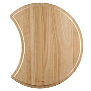 Houzer CB-1800 Endura Hardwood 16.12-Inch by 16.12 Inch Cutting Board