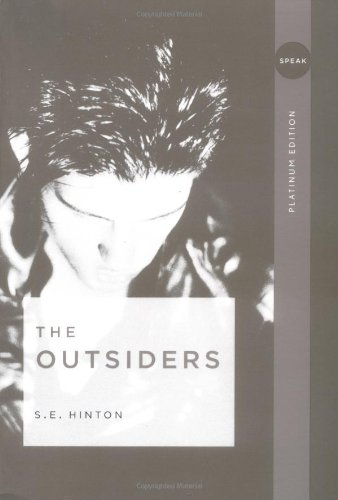 The Outsiders by SE Hilton