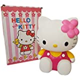 My Party Suppliers 3D Hello Kitty Cute Piggy , Kitty Coin Box, Money Bank, Kitty Saving Bank Best For Birthday Return Gift - Original Big Size