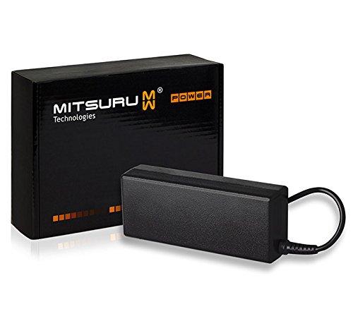 Mitsuru® 90W 19V Netzteil AC Adapter Ladegerät für Toshiba Satellite C850-1GL C850-1MF C850D-115 C850D-11C C850D-11G C850D-11K C850D-12C C850D-12U C855-1Q2 C855-2FQ, mit Netzkabel