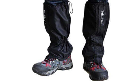 ポーラーベア 登山 トレッキング 用 ロング スパッツ