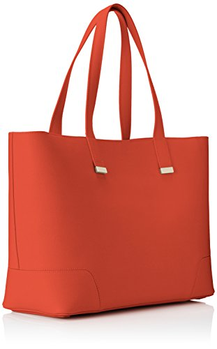 Furla Stacy Large Tote, Hibiscus/Coral, One Size
