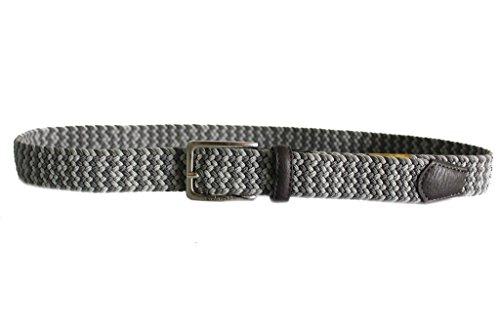 Cintura uomo Renato Balestra l.treccia elastica 969.35 grigio-grigio scuro