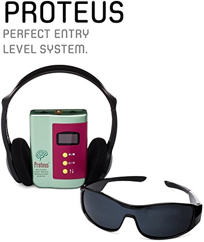 MindPlace Proteus USB Light & Sound Meditation Mind Machine (Neurofeedback Machine compare prices)