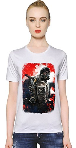 Tom Clancy's The Division Agent T-shirt donna XX-Large