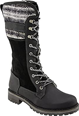 Amazon.com: Bos. & Co. Womens Caird Winter Boot: Shoes