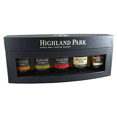 Highland Park Tasting Collection Malt Whisky Miniature Gift Pack by Highland Park
