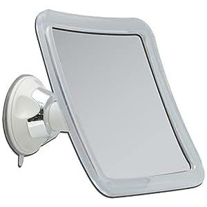 Miroir rectangulaire grossissant x10 avec ventouse amazon - Amazon miroir grossissant ...