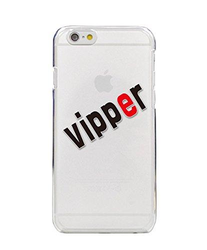 iPhone6s 4.7インチ (2015)ケース アイフォン6s 4.7インチ カバー スマートフォン スマホケース 携帯カバー ポリカーボネート Apple タイポ おもしろ VIPPER クリア ハードケース
