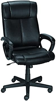 Staples Turcotte Luxura High Back Office Chair (Black)