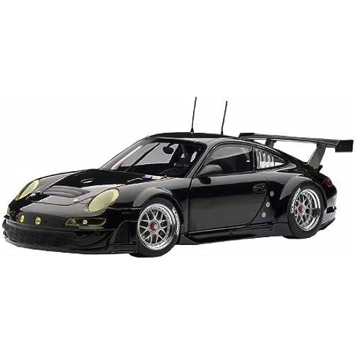 AUTOart 1/18 포르쉐 911 (997)GT3 RSR 10 플레인 바디 (블랙)-81074 (2013-05-11)