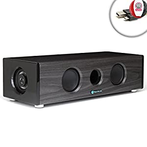 Gogroove xpl bluesync bluetooth home entertainment for Bluetooth hdmi projector