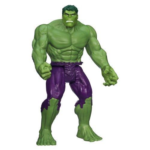 Marvel Avengers Titan Hero Series Hulk Action Figure, 12-inch, Child, Play, Newborn, Game, Toy Picture