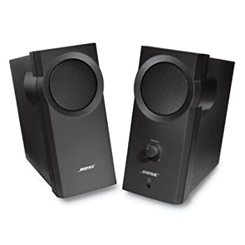 Enjoy Bose sound for your computer with Companion 2 Series I multimedia speakers.This PC speaker system is engineered to Bose standards for improved sound performance over most conventional computer speakers. And their contemporary appearance complem...