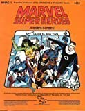 Marvel Super Heroes Judge's Screen: A Hero's Guide to New York (MHAC1) (0880381264) by Grubb, Jeff