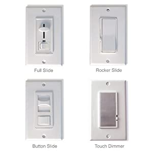 reign 12v led dimmer switch wall dimmer switches. Black Bedroom Furniture Sets. Home Design Ideas