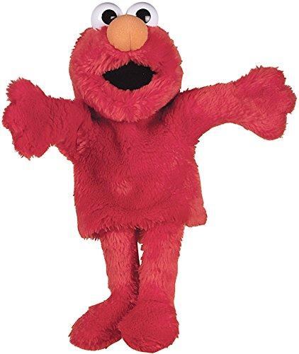 United Labels - Marioneta Elmo Sesamstrasse