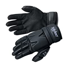Buy Mylec Elite Street Dek Hockey Gloves by Mylec