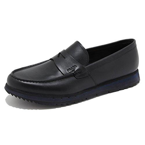 77436 mocassino PRADA SPORT VIT. MONTANA scarpa loafer shoes men [7,5]